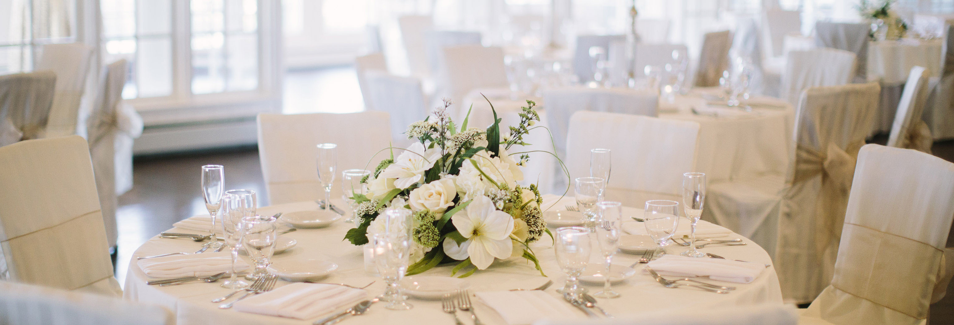 Winter Wonderland Wedding Package