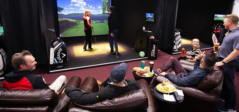 Club 1897 Virtual Golf & Sports