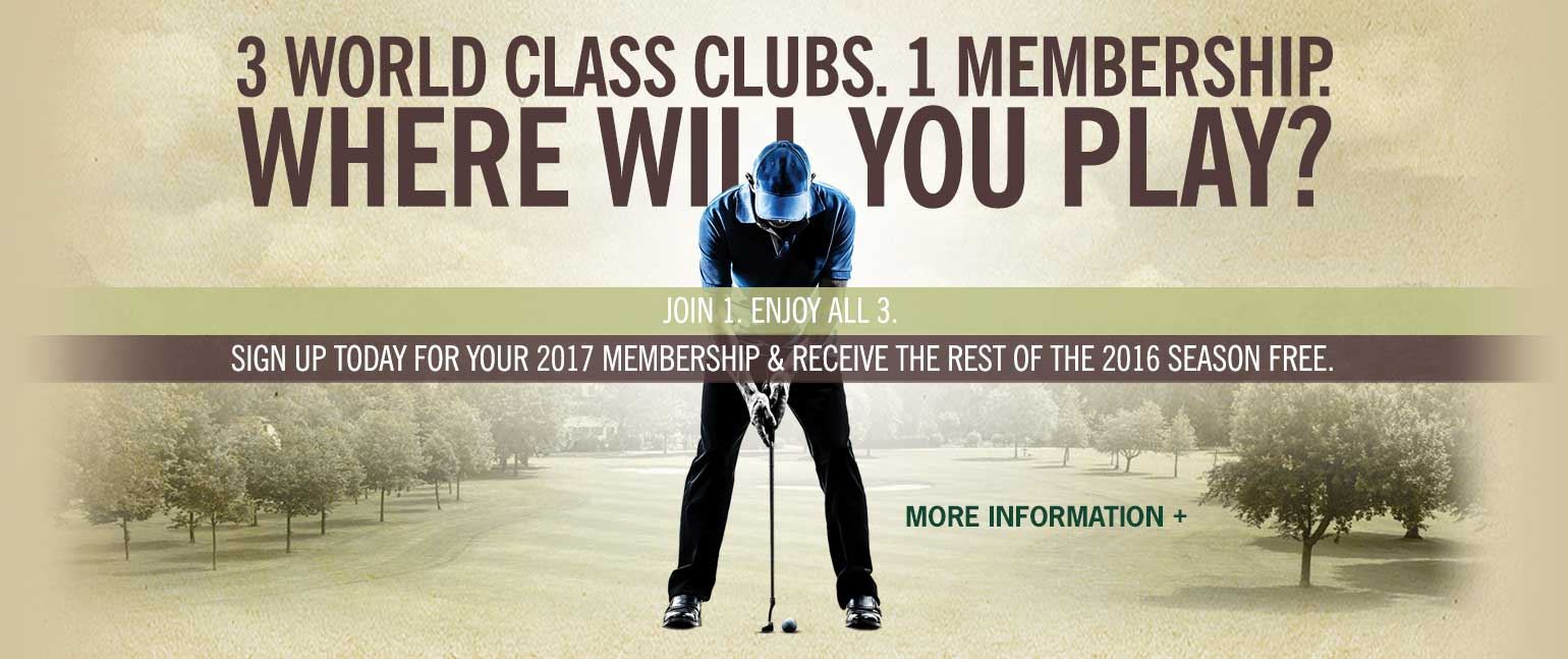 With three of the top 10 Daily Fee Golf Courses in the State of NJ, including the prestigious & historic Atlantic City Country Club, Ottinger Golf Group offers what no other course, or golf group can, three unique award-winning golf courses, all yours to enjoy with a single membership.