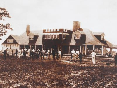 Atlantic City CC Clubhouse, circa 1897