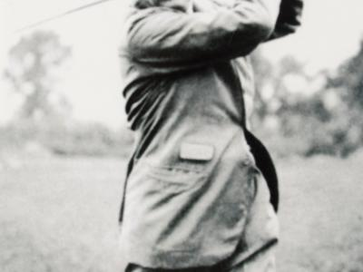 CE MacDonald, First USGA Amateur Champ at 1901 US Amateur at ACCC