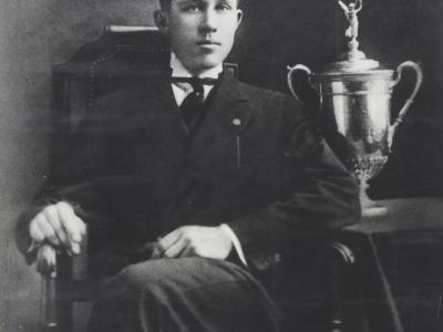 John J. McDermott, ACCC Head Professional & US Open Champ 1911 & 1912