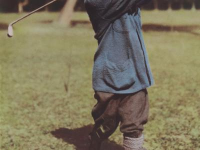 Walter J. Travis, Winner of the 1901 USGA Amateur Championship