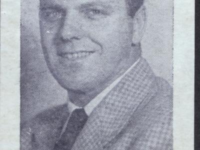 "James ""Sonny"" Fraser for Assembly, Nov. 1947"