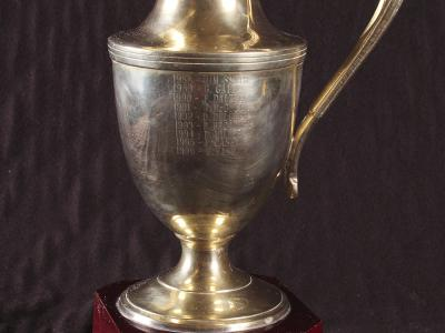 Atlantic City CC President's Cup Trophy