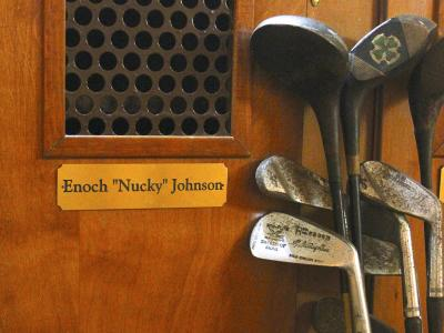 Boardwalk Empire - Nucky Johnson Locker at Atlantic City CC